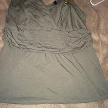 Awesome Olive Green Top  Photo