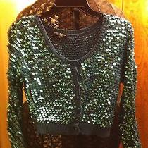 Awesome Sequins Betsey Johnson Cardigan  Photo