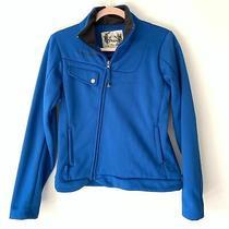 B by Burton Cobalt Blue Jacket Size Small Photo