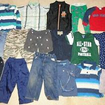 Baby 24m 2t Clothing Lot Jeans Shirts Shorts Carters Gap Old Navy Junior J Photo