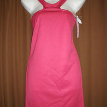 Baby Baby by Blush Womens Stylish Pink Tank Style Dress Size Medium Nwt (Is1/35) Photo