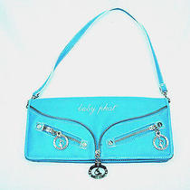 Baby Blue Baby Phat Clutch  Baby Sings the Blues