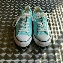 Baby Blue Converse Photo