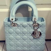 Baby Blue Lady Dior Photo