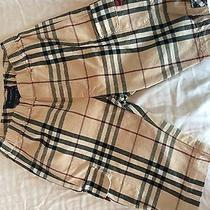 Baby Boy Burberry Pants Photo