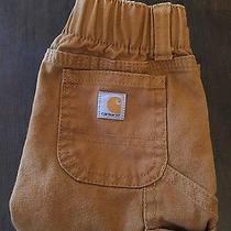 Baby Boy Carhartt Pants Size 6 Months Photo