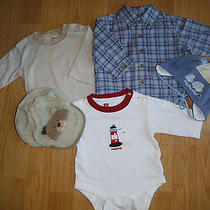 Baby Boy Clothes Size 0-3 Months Baby Gap Photo
