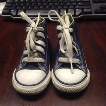 Baby Boy Converse Shoes 6c Photo