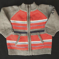 Baby Boy Dkny Baby Sweater 3-6 Months Photo