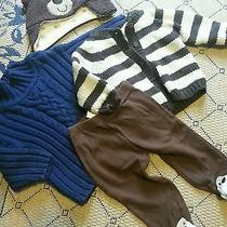 Baby Boy Gap Sweaters 3-6 Mo Photo