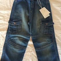 Baby Boy Gucci Jeans Photo