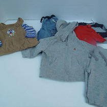 Baby Boy Newborn 3-6 Months Baby Gap and Disney Lot of Clothes Awesome Photo