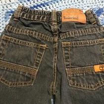 Baby Boy Timerland Jeans Size 24 Months Photo