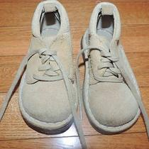 Baby Boys Baby Gap Suede Boots Size 5 Photo