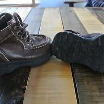 Baby Boys Brown Timberland Boots Size 8m Photo