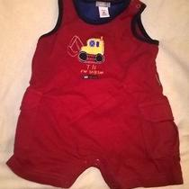 Baby Boys One Piece Summer Carter's Summer Romper 6 Months Photo