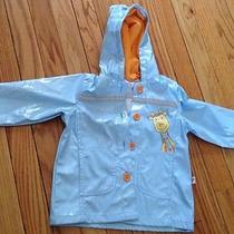Baby Boys Rain Coat Size 2t Photo