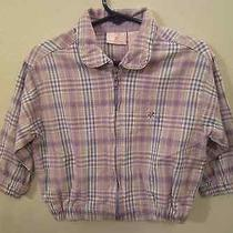 Baby Clothes Just Elements Plaid Cotton Jacket 18 Months Infant Sweater  Photo