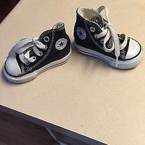 Baby Converse Shoes Photo