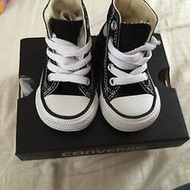 Baby Converse Size 2 Photo