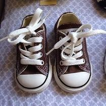 Baby Converse Size 3 Photo
