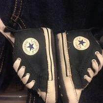 Baby Crib Converse Size 1 Shoes Photo