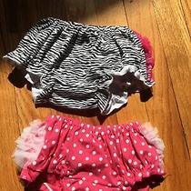 Baby Diaper Cover Bloomies  Ruffled New Photo