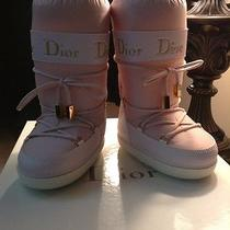 Baby Dior Snow Boots Photo
