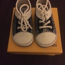 Baby Fendi Shoes Photo