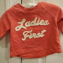 Baby Gap 0-3 Months Girl Sweater Pink Super Cute New Photo