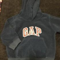Baby Gap 12 Month Hoodie Dark Blue in Very Good Shape Photo