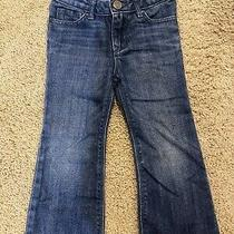Baby Gap 1969 Girls Cute Boot Bootcut Jeans Size 3  Photo