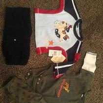 Baby Gap 3-6 Months and Baby Essentials Nwt Lot Boy  Photo