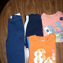 Baby Gap 4 Peice Lot for Boy   Size 6-12 Months Photo