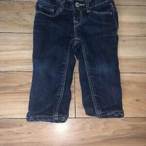 Baby Gap 6-12 Months Skinny Pull Up Jeans Photo