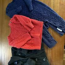 Baby Gap 6-12 Sweaters (Lot of 3) Photo