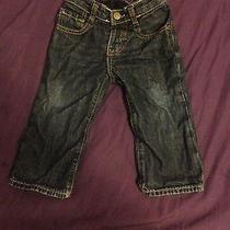 Baby Gap Baby Boy Blue Jeans Size 12-18 Months Photo