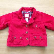 Baby Gap Baby Boy Corduroy Jacket Sport Coat Euc Sz 0 - 3 M Photo