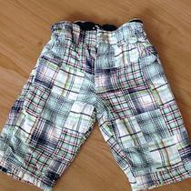 Baby Gap Baby Boy Madras Plaid Pants Euc Sz 3 - 6 M Photo