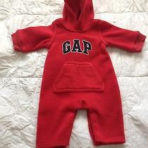 Baby Gap Baby Boy Warm Outfit 0-3 Months Old Photo