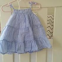 Baby Gap Baby Girl Dress 6-12m Photo