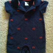 Baby Gap Baby Infant Romper 0-3 Photo