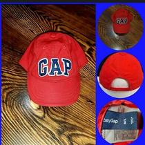 Baby Gap Baseball Cap Red White Blue Patriotic Usa Flag Voice Toddler Ml Photo