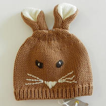 Baby Gap Beatrix Potter Peter Rabbit Knit Hat Infant Boys 6-12 Months Photo