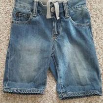 Baby Gap Blue Denim Shorts - Toddler Size 5 Years Photo
