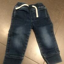 Baby Gap Blue Jeans Size 2t Stretch Waist Photo