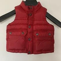 Baby Gap Boy 18-24 Months Puffer Vest  Photo