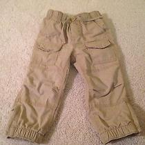 Baby Gap Boy Cargo Pants Size 2t Photo