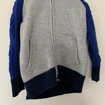 Baby Gap Boy Hoodie 4years Toddler Knit Photo