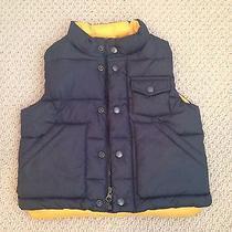 Baby Gap Boy's Puffer Vest 18-24 Photo